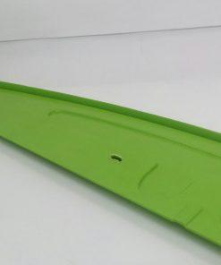 Black Light Metalfrio Freezer Vertical Verde Claro