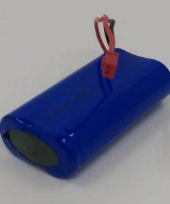 Bateria Regarregavel Li-ion 18650 7.4v 1200mah